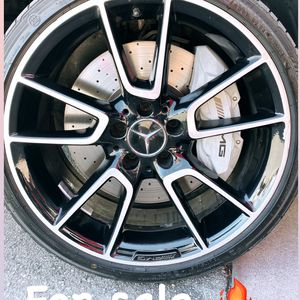 Amg Rims for Sale in Parlier, CA
