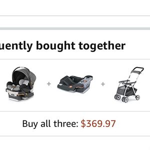 Car seat And Stroller for Sale in Philadelphia, PA