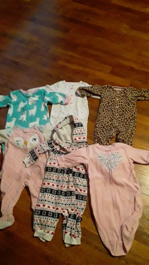 9 month baby girl clothes for Sale in San Jose, CA