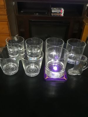 Crown Royal Glass collection. Boot Shot Glass for Sale in Tacoma, WA