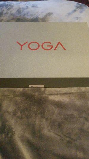 """Lenovo yoga 730 15.6"""" 4k touch for Sale in Santa Ana, CA"""