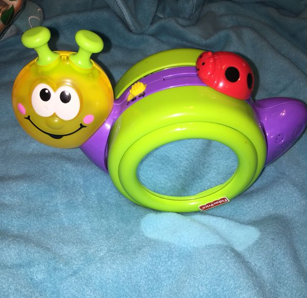 Kids toys lights and sounds and mirror
