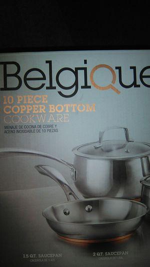 Belgique cookware for Sale in Downey, CA