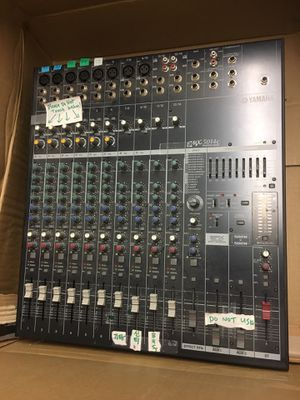 Yamaha EMX5014C Powered Mixer for Sale in Westminster, CO