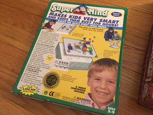 EUC super mind puzzle game for Sale in Needham, MA