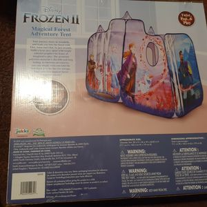 Frozen Adventures Tent for Sale in Loma Linda, CA