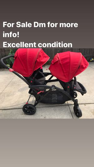 Double stroller Contours Brand for Sale in Dearborn Heights, MI