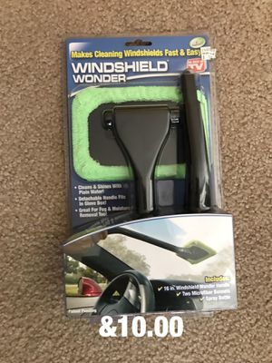 Windshield wonder for Sale in Pittsburgh, PA