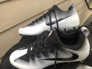 Nike EFB vapor cleats men's size 12.5 for Sale in Snohomish, WA
