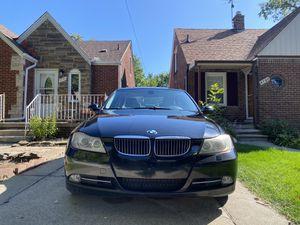 2008 BMW 353xi black for Sale in Dearborn, MI