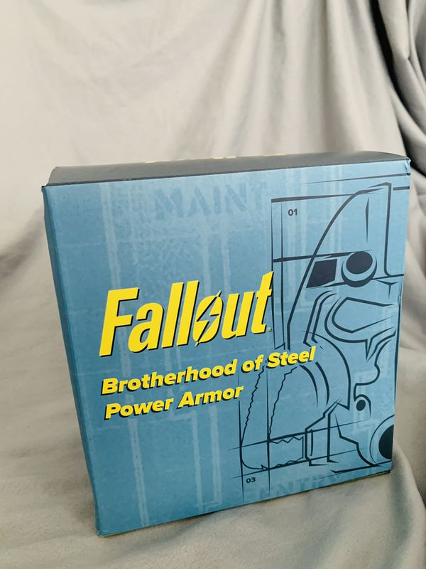 Fallout Brotherhood Of Steel Power Armor Never Used In