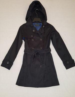 Antonio Melani Women's Raincoat Black for Sale in Lawrenceville, GA