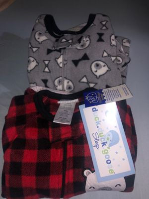 Soft and Warm baby pijamas for Sale in Anaheim, CA