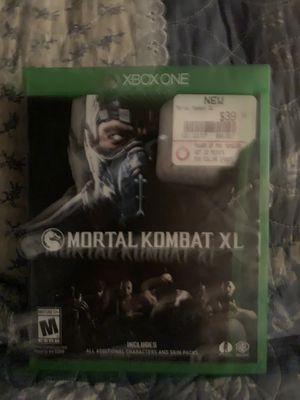 Mortal Kombat XL for Sale in Pittsburg, CA