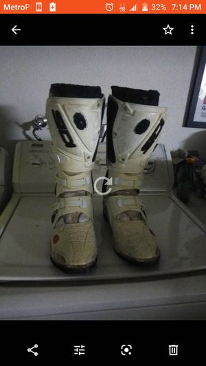 Motorcycle Boots for Sale in Apple Valley, CA