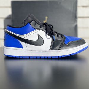 Air Jordan 1 Low ' Royal Toe ' for Sale in Oklahoma City, OK