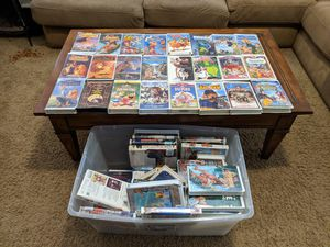 VHS Collection for Sale in Gilbert, AZ