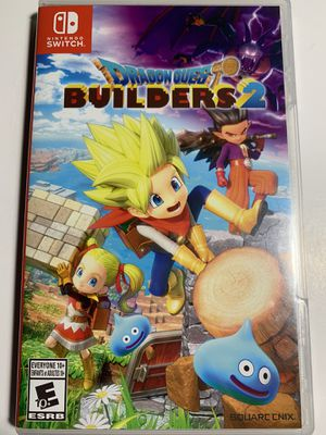 Dragon quest builders 2 for the Nintendo Switch for Sale in Fresno, CA