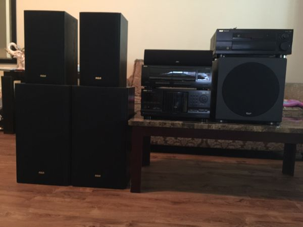 Professional audio and home theater system