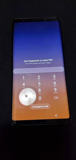 Samsung Note 9 plus for Sale in Selma, CA