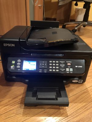 Printer and Scanner Epson WF-2540 for Sale in Willow Springs, IL