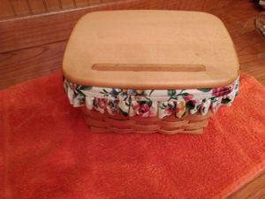 Longaberger Recipe Basket for Sale in Dallas, GA
