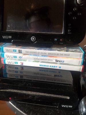 Nintendo wii u console for Sale in Lynn, MA