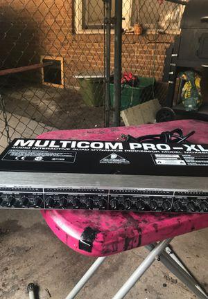 Multicom Pro-XL Audio Interactive Quad Dynamics Processor Model MDX4600 usado travaja vien for Sale in Houston, TX
