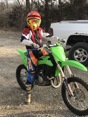 2015 Dirt Bike KX 100 for Sale in Mexico, MO