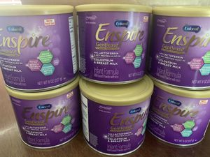 Enspire Gentlease Formula 6 cans of 8oz for 45 dollars for Sale in Colton, CA