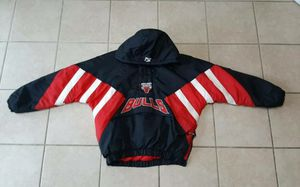 Chicago Bulls Starter Pullover XXL for Sale in Sioux Falls, SD