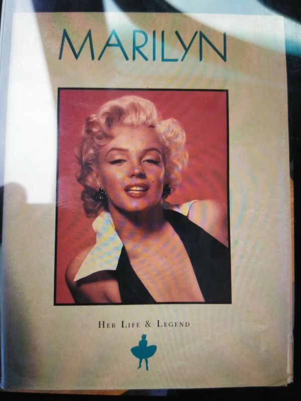 Marilyn Monroe Her Life & Legend Book