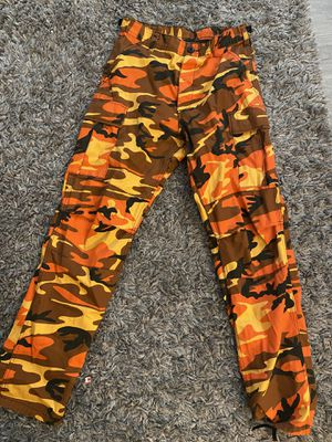 Camo pants for Sale in Kyle, TX