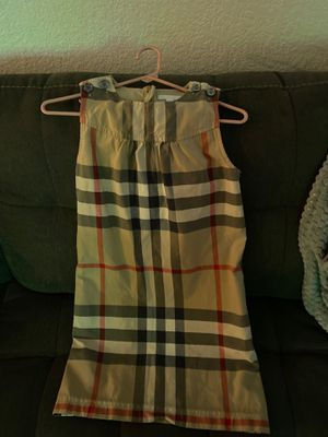 Burberry size 12 for Sale in San Diego, CA