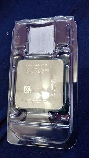 AMD 255 AM3 Processor 3.1Ghz Dual Core for Sale in Alexandria, VA