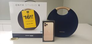 Get ready for Labor Day!! Onyx Studio 6 only $200!! We also have great deals on iphones!! The new Sprint/T-Mobile!! for Sale in Solon, OH