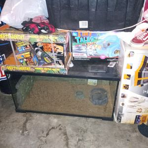 Tanks And Hamster Cages Cat Toys And Two Grooming Kits Clippers Different Prices for Sale in Santa Maria, CA