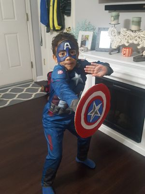 Captain America Costume for Sale in Glen Burnie, MD
