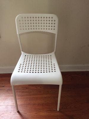 White Desk Chair for Sale in Chicago, IL