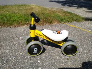 B.Duck Toddler Bike for Sale in Westbrook, ME