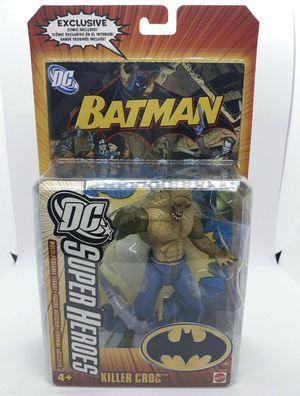 Dc superheroes Batman Killer Croc for Sale in Buena Park, CA