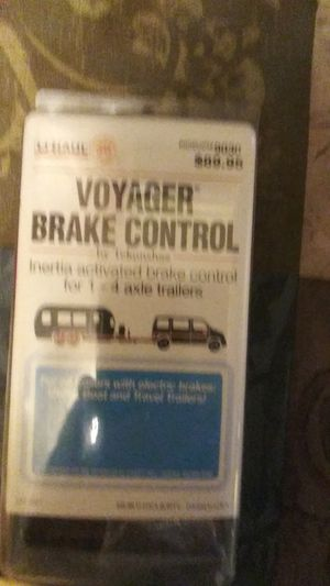 VOYAGER BRAKE CONTROL Brand New for Sale in Seattle, WA