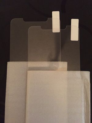2 tempered glass protectors for Sale in Chino, CA