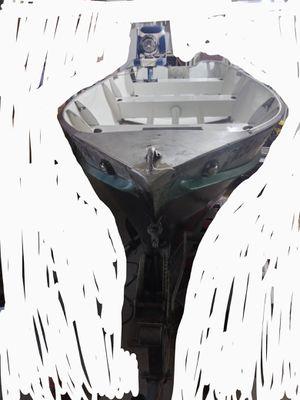 14 ft alumacraft jon boat for Sale in Fort Worth, TX