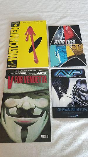 Trade paperbacks/graphic novels for Sale in Auburn, WA
