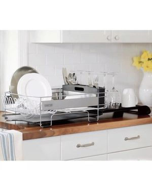 Sabatier Dish Rack Drier Plate Cup Tray RETAIL $80 for Sale for sale  Miami, FL
