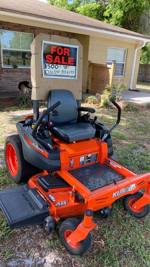 Lawnmower for sale for Sale in Bowling Green, FL