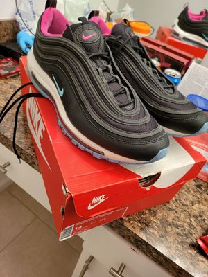 Nike Air Max 97 Miami Vice Size 14 for Sale in Sunrise, FL