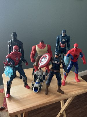 Super hero's toys for Sale in Seattle, WA