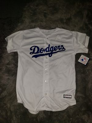 Dodgers Jersey #3 CHRIS taylor size youth medium for Sale in Downey, CA